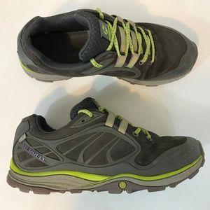 Merrell Women Verterra Hiking Trail Shoe SZ 10